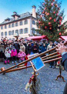 I Corni delle Alpi ai Mercatini di Natale di Santa Maria Maggiore - ph. Marco Benedetto Cerini