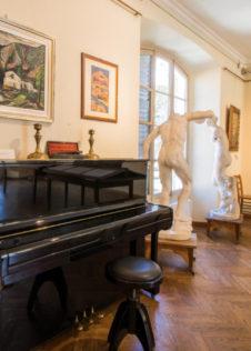 La Scuola di Belle Arti Rossetti Valentini a Santa Maria Maggiore - ph. Massimo Bertina