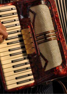 Fisarmoniche ai Mercatini di Natale di Santa Maria Maggiore