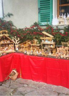 Il Bosco Felice di Nonno Gianni - Mercatini di Natale di Santa Maria Maggiore