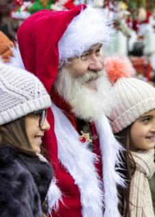 Casa di Babbo Natale a Santa Maria Maggiore