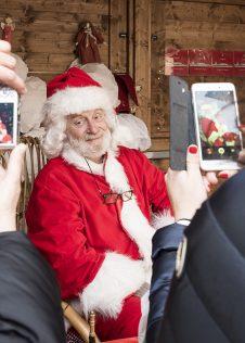 Casa di Babbo Natale a Santa Maria Maggiore - ph. Susy Mezzanotte